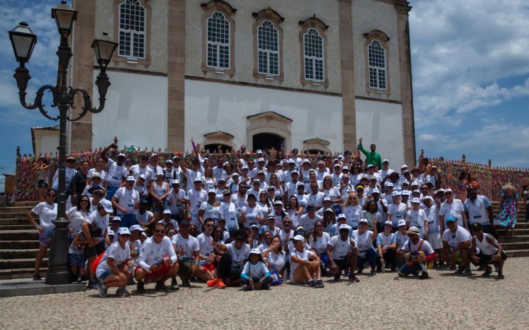 Fotos da 26ª Caminhada Clube Espanhol – Igreja do Bonfim