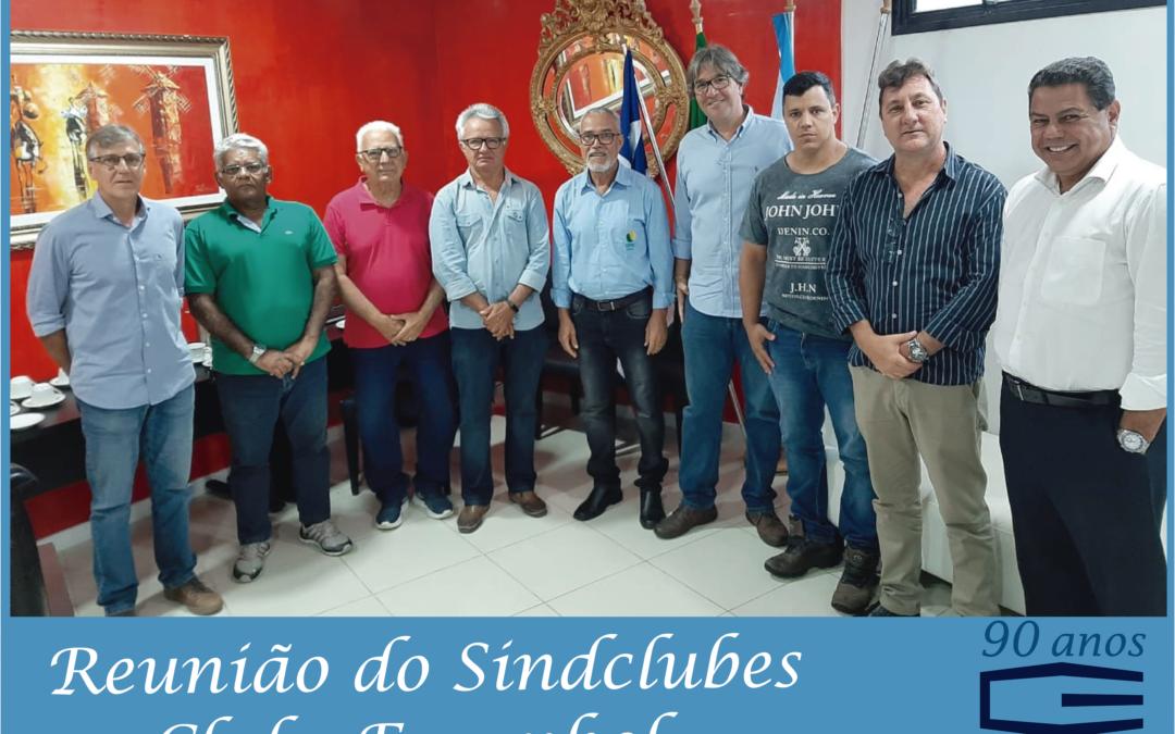 Reunião Sindclubes