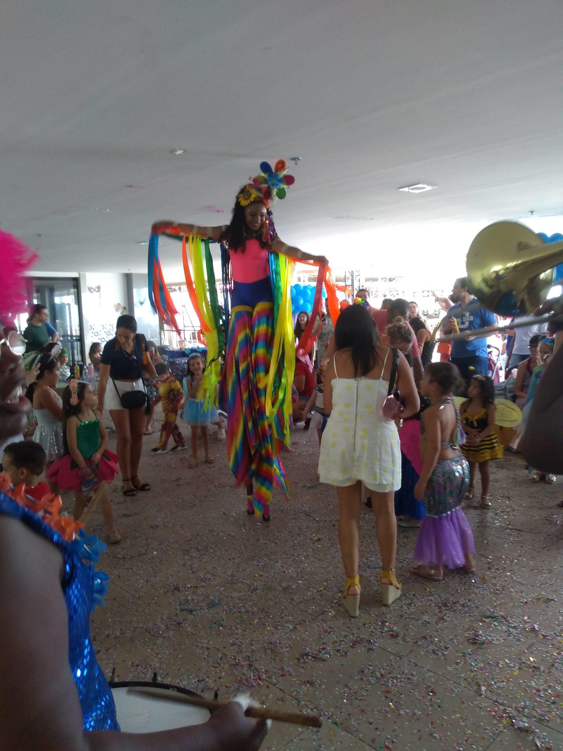 Baile Azul Branquinho 2020