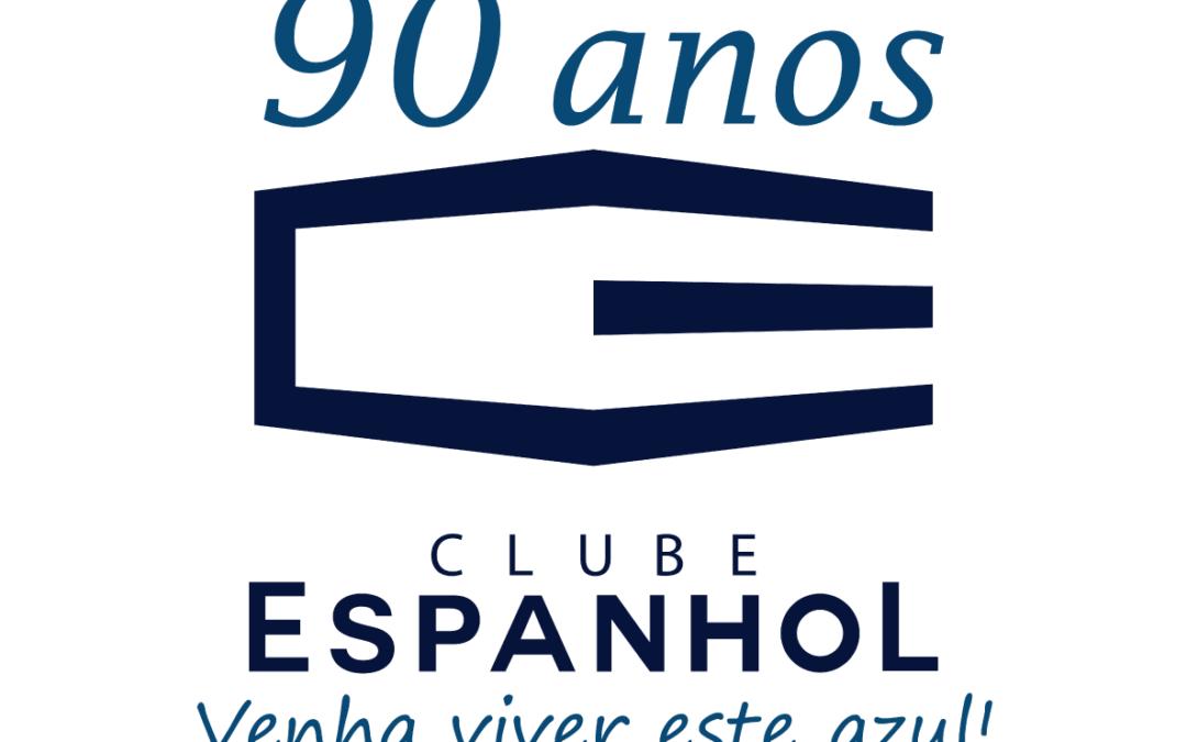 Promoção de 90 anos Clube Espanhol – Associe-se