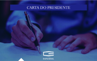 Carta do Presidente – Diretoria e recadastramento de sócio