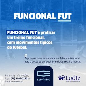 FUNCIONAL FUT NO CLUBE ESPANHOL