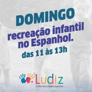 Recreação Infantil no Clube Espanhol